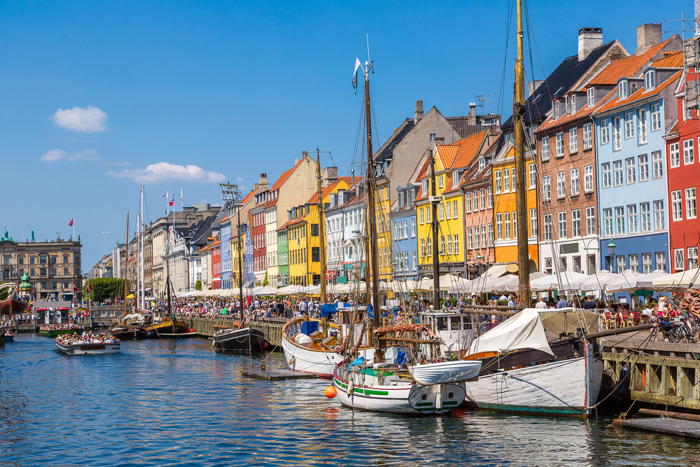 Image of Nyhavn district